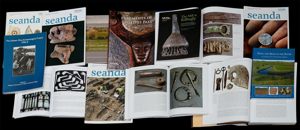Examples of publications in-archaeology