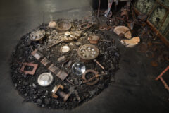 Heart of matter installation